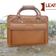 High Quality Leather Office Bag