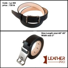 Casual Leather Belt For Men New Stylish Casual Simple Belt For Men